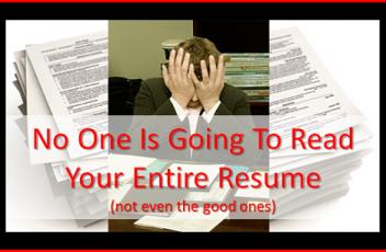 entire resume