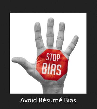 how to avoid bias